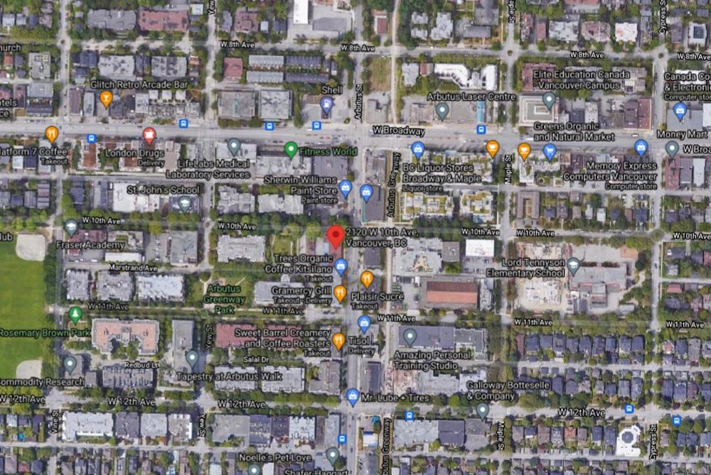 2120 West 10th Avenue Vancouver