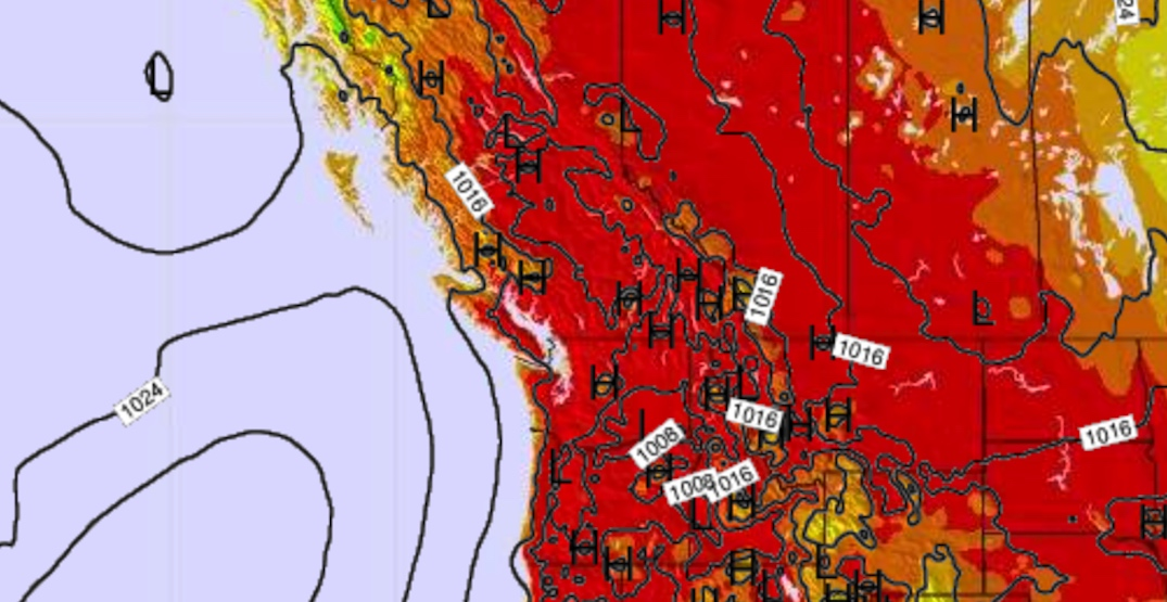 Environment Canada issues heat wave alert for Metro Vancouver this week