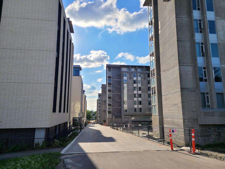 sfu student housing residence