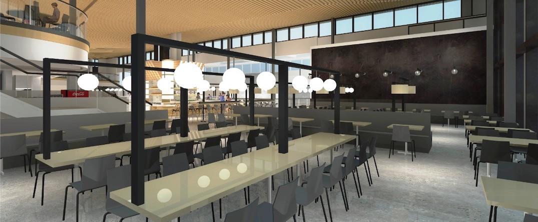 sfu dining commons