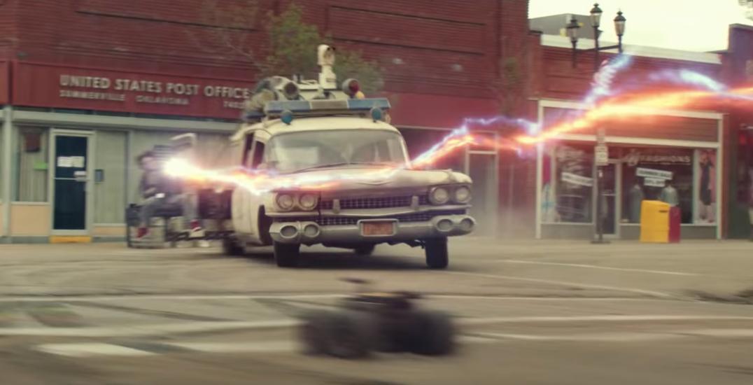 "Montreal director's new ""Ghostbusters"" trailer teases return of original members (VIDEO)"
