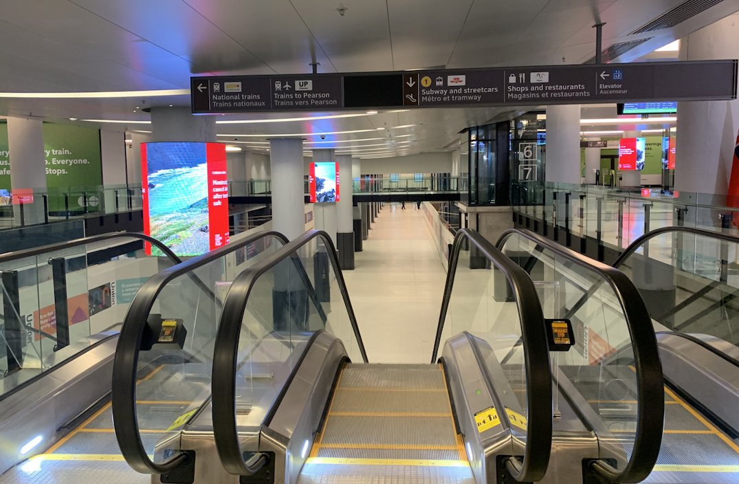 New Bay Concourse opens as Union Station's revitalization project finally finishes