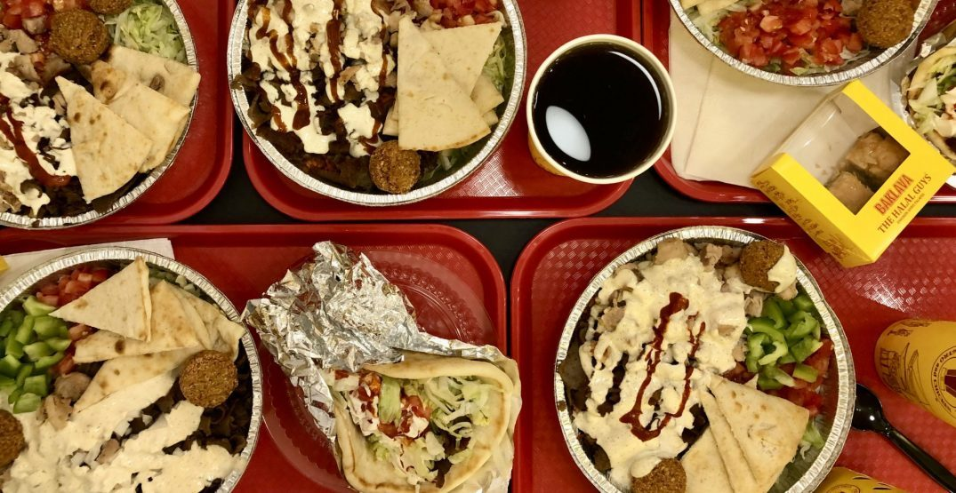 Inside Calgary's first-ever The Halal Guys before it opens (PHOTOS)