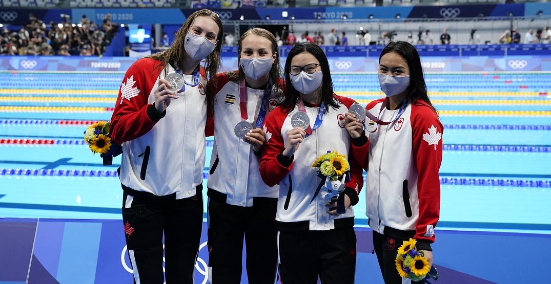 Women are completely dominating Canada's Olympic medal count so far