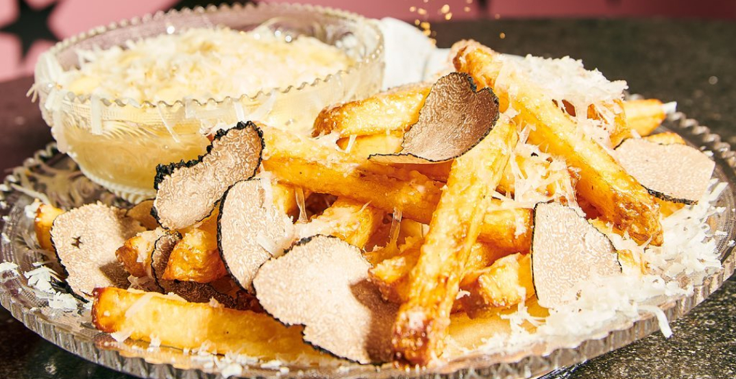 New York restaurant enters Guinness Book of Record for world's most expensive fries