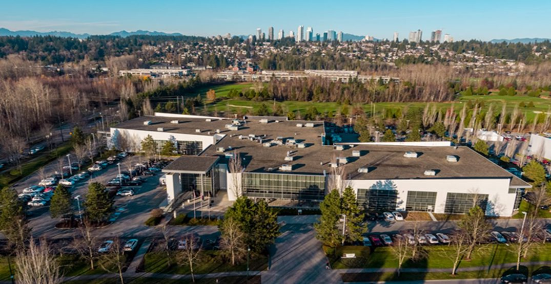 Carbon capture firm Svante to take over Best Buy's headquarters campus in Burnaby