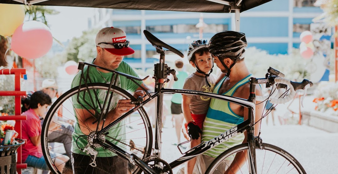 90+ local businesses offer freebies and sweet deals to people cycling for Bike to Shop