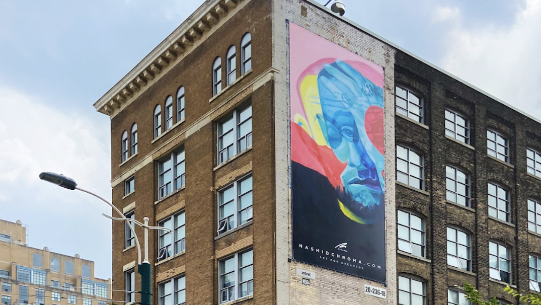 From architecture to art: The story behind some of Toronto's colourful street campaign (PHOTOS)