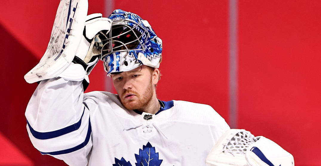 Leafs to lose Frederik Andersen to Hurricanes in free agency: report