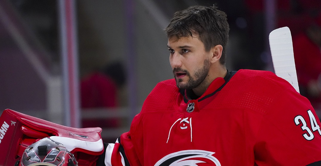 Free agent Petr Mrazek to join Leafs on three-year, $11.4 million contract