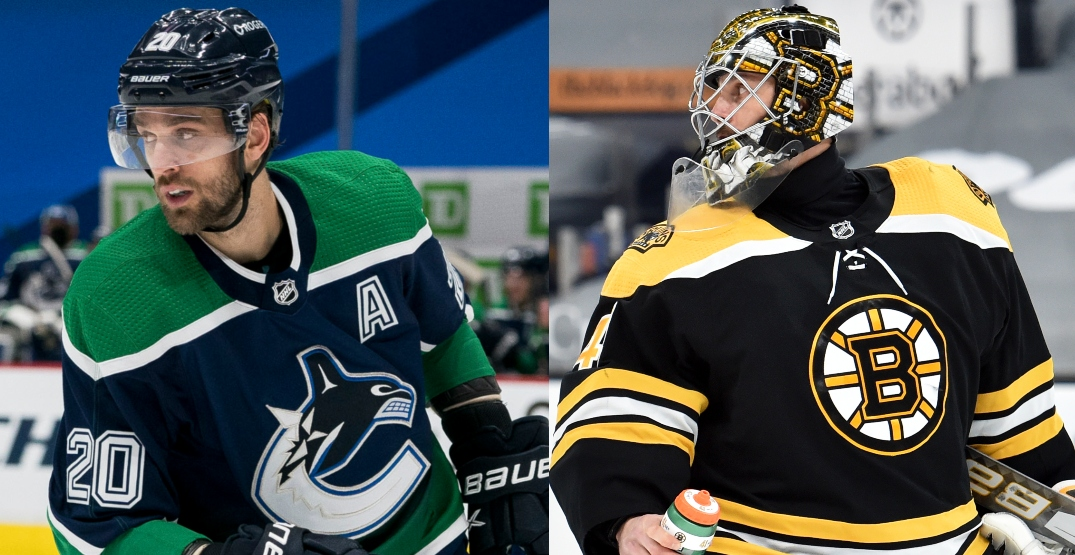 Canucks sign free agents Sutter and Halak to cheap 1-year contracts