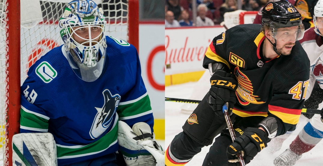 Canucks castoffs Holtby, Baertschi sign with new teams in free agency