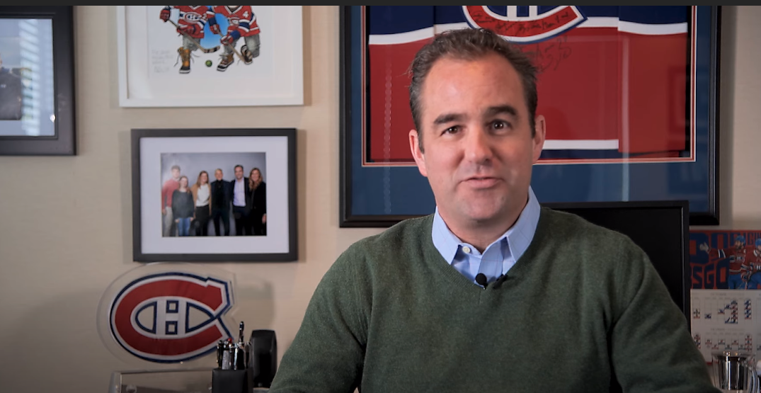 """Canadiens owner calls Mailloux draft pick a """"mistake"""" in open letter to fans"""