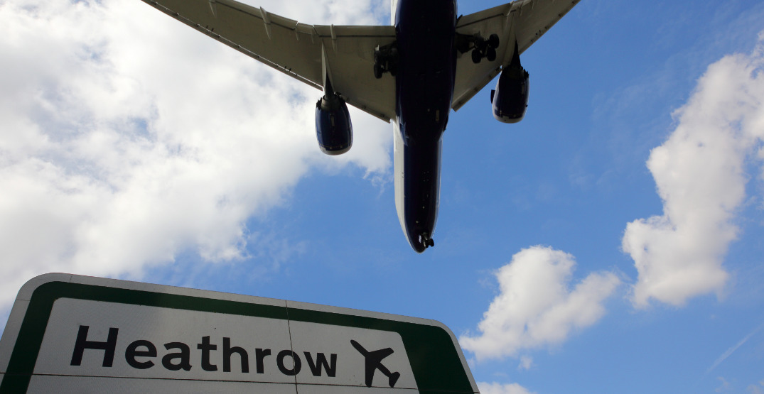 UK easing restrictions for some fully vaccinated travellers, not Canadians