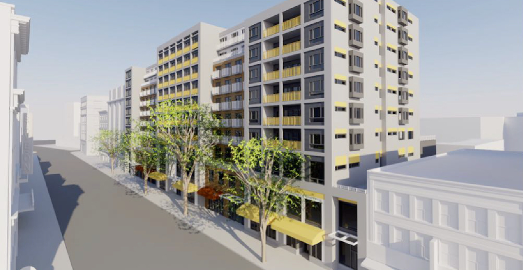 Construction begins on Downtown Eastside's largest social housing project ever