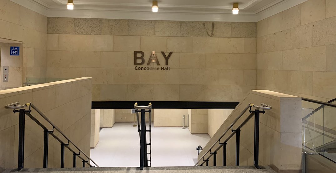 A look inside Union Station's brand new Bay Concourse (PHOTOS)