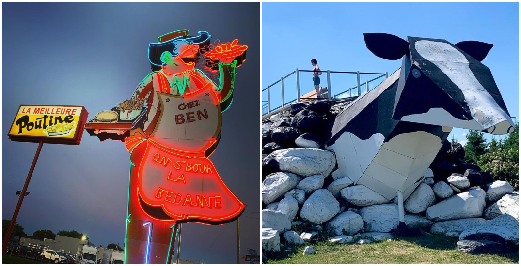 QC bucket list: 8 outrageous roadside attractions to check out in Quebec