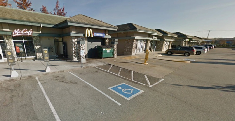 Man arrested after violent outburst at fast-food restaurant in Richmond