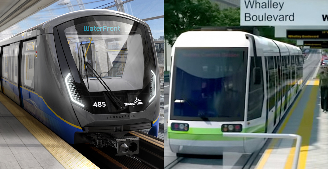 Young people and employed prefer SkyTrain, old people want street-level transit: TransLink survey