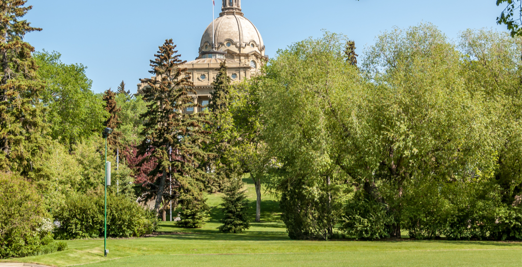 5 most romantic places to kiss in Edmonton