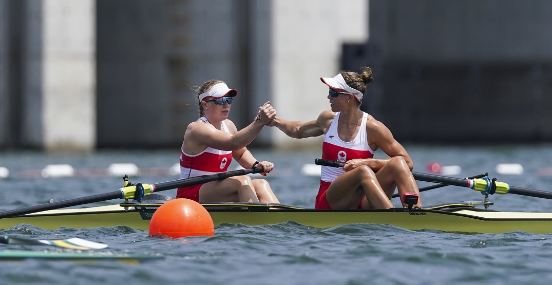 Filmer and Janssens third set of BC athletes to medal at Tokyo Olympics