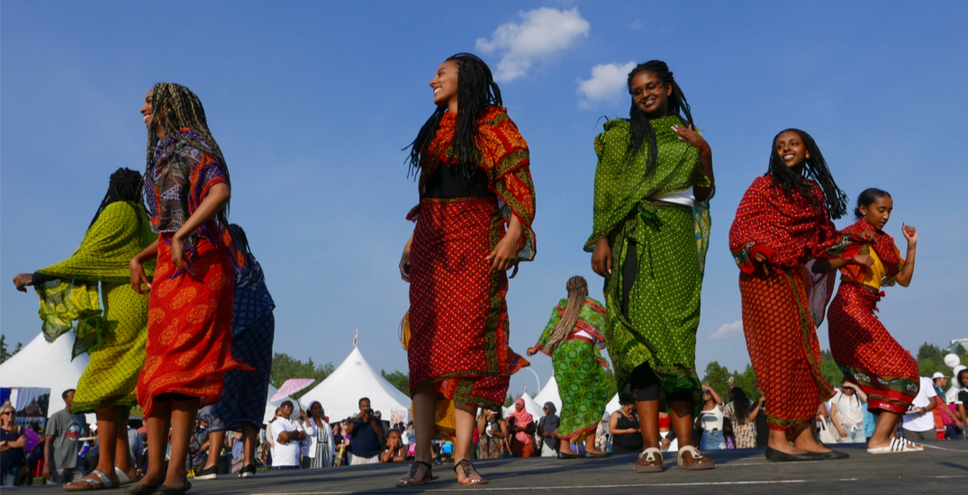 Here's what to expect at this year's Edmonton Heritage Festival