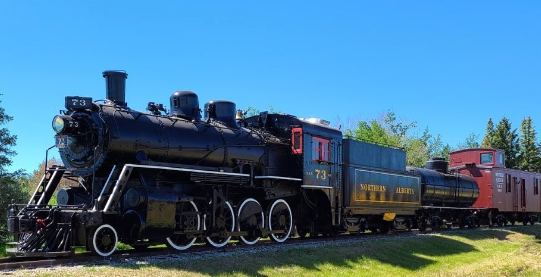 The Alberta Railway Museum opens this long weekend