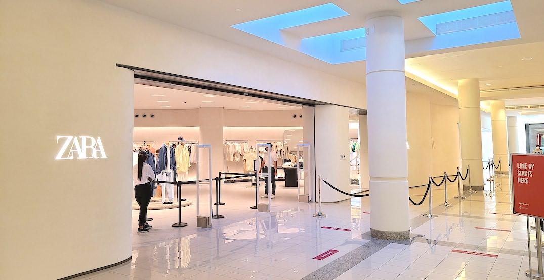 Zara's new 40,000 sq ft flagship store at Metropolis at Metrotown now open (PHOTOS)