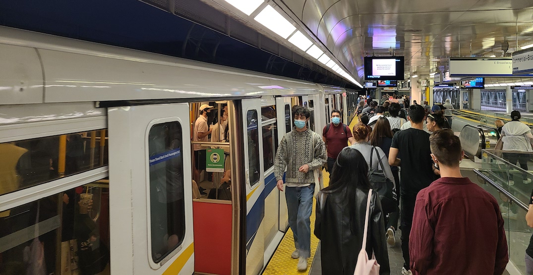 TransLink ridership reaches almost 50% of normal, the highest level in 18 months