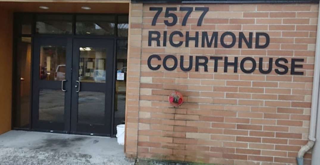Woman arrested after violent altercation outside Richmond courthouse
