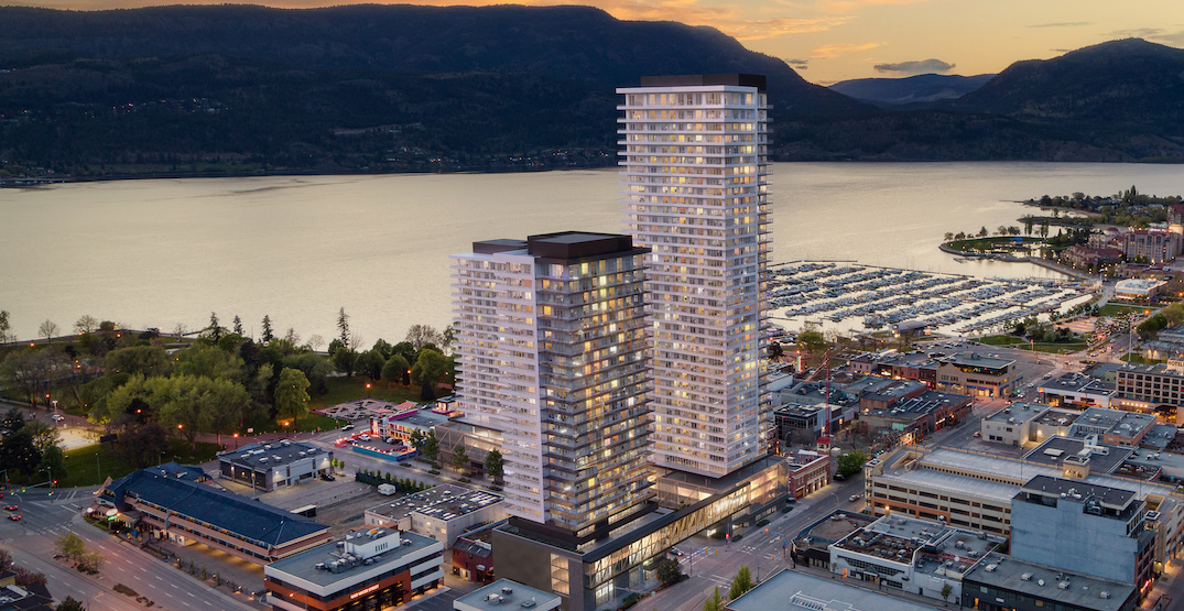 144 condos in future downtown Kelowna tower sell out within 48 hours