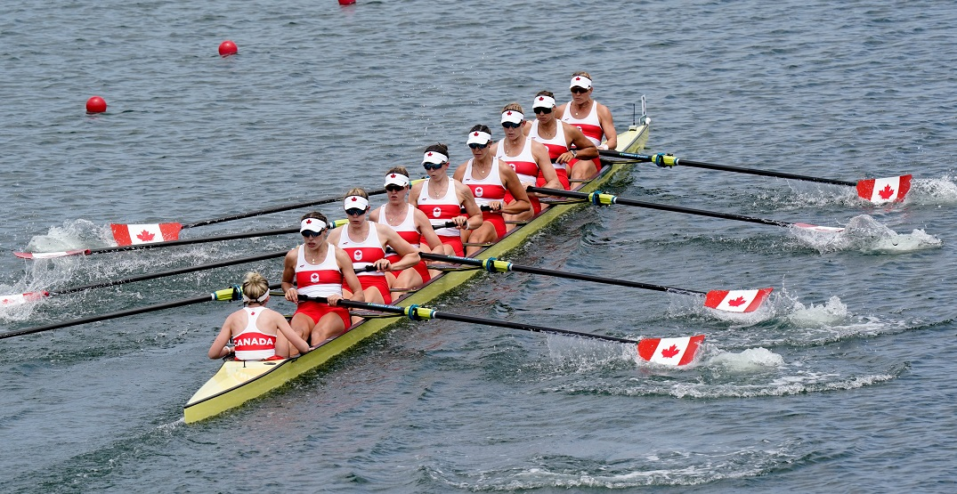 Canada wins gold medal in rowing at Tokyo Olympics