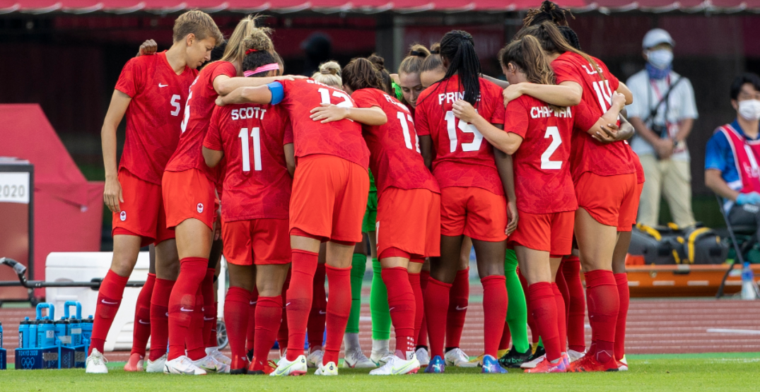Canada heads into Olympic soccer semi-finals against USA after shootout win