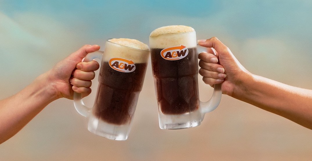 A&W Canada is offering free root beers all summer long