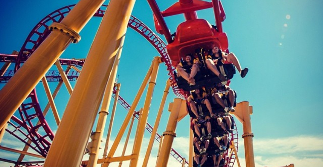 You can get the COVID-19 vaccine at La Ronde this weekend