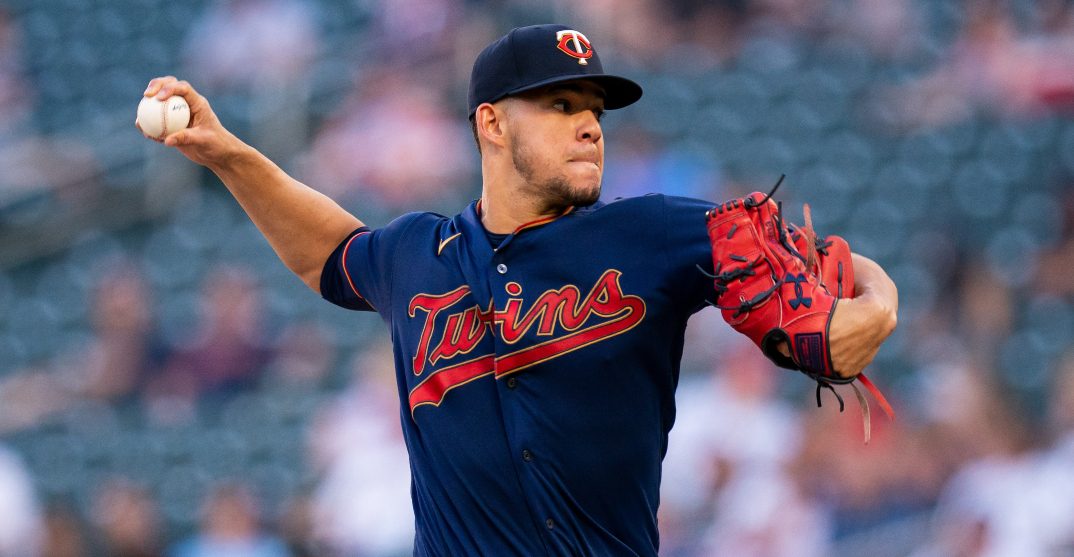 Blue Jays acquire Twins starting pitcher Jose Berrios