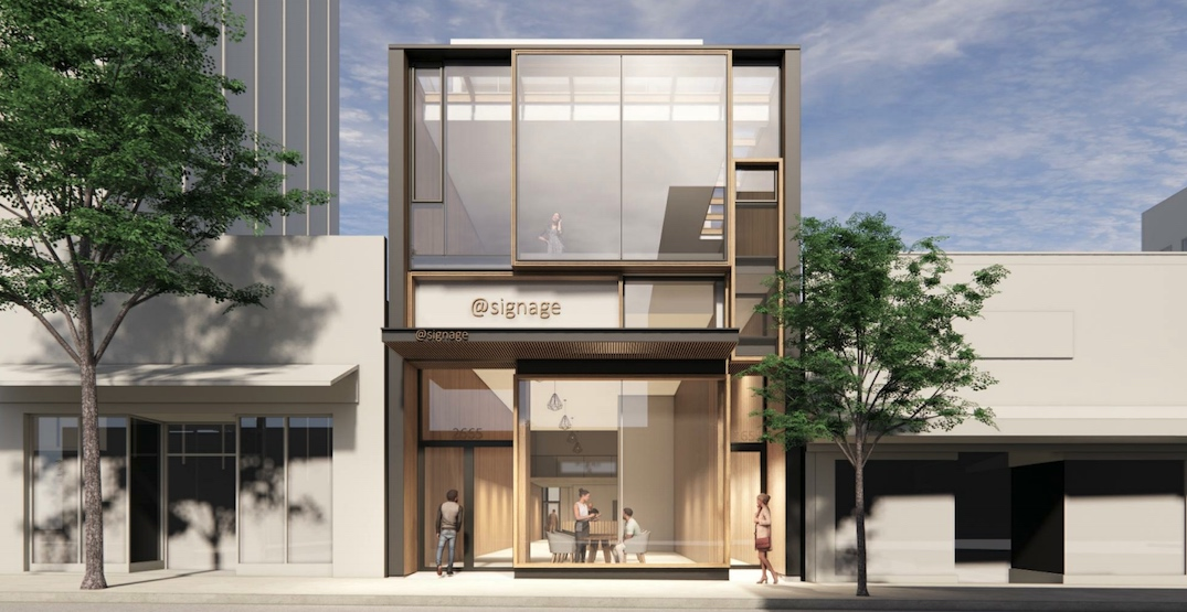 Luxury restaurant with a single home atop planned for South Granville