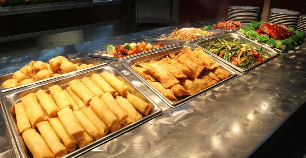 Popular Mandarin buffet dishes ranked from worst to best