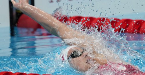 Canada's Kylie Masse wins her second medal of Tokyo 2020 Olympics