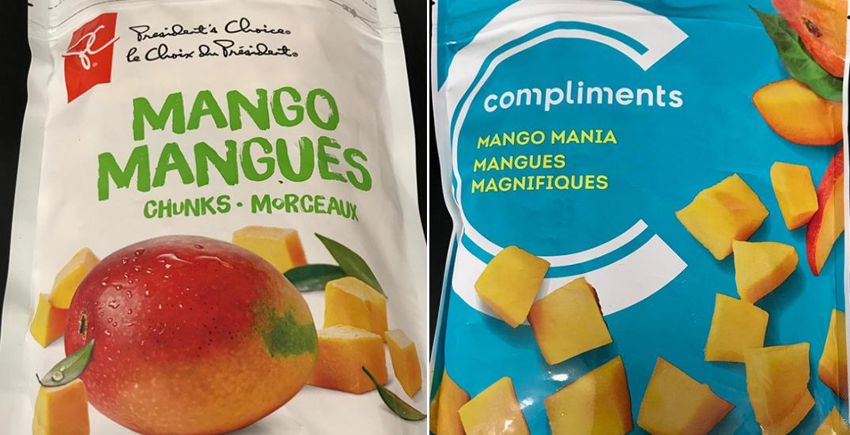 Four brands of frozen mango recalled over Hepatitis A contamination