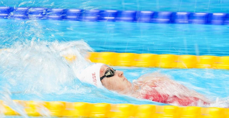 Canada wins medley relay swimming bronze medal at Tokyo Olympics