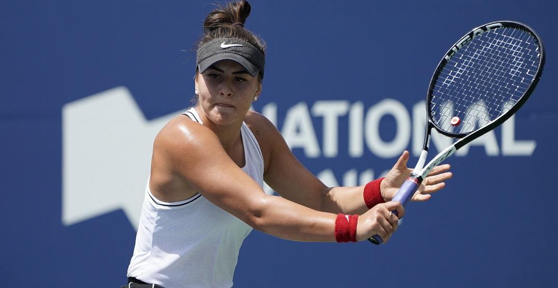 "Bianca Andreescu feeling ""really good"" ahead of next week's Canadian return"