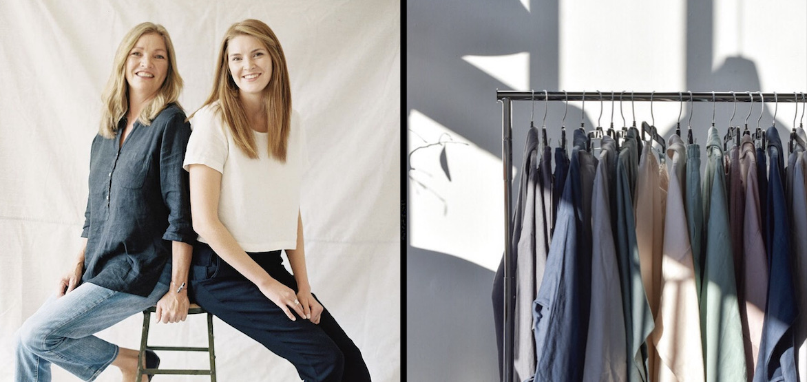 Vancouver mother-daughter duo is creating sustainable apparel and decor