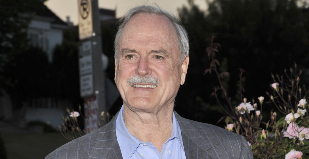 Ontarians offer John Cleese a place to stay after he loses his Airbnb