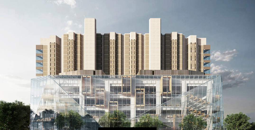 Here's what U of T's new Robarts Library addition looks like (RENDERINGS)