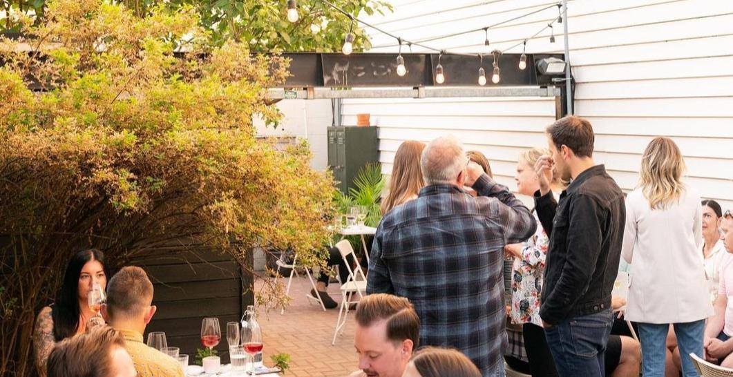 """Edmonton's new wine bar spot """"Darling"""" on Whyte Avenue is open"""