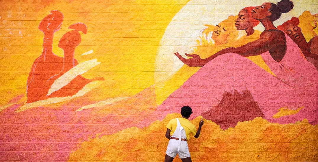 5 can't-miss highlights of the 2021 Vancouver Mural Festival