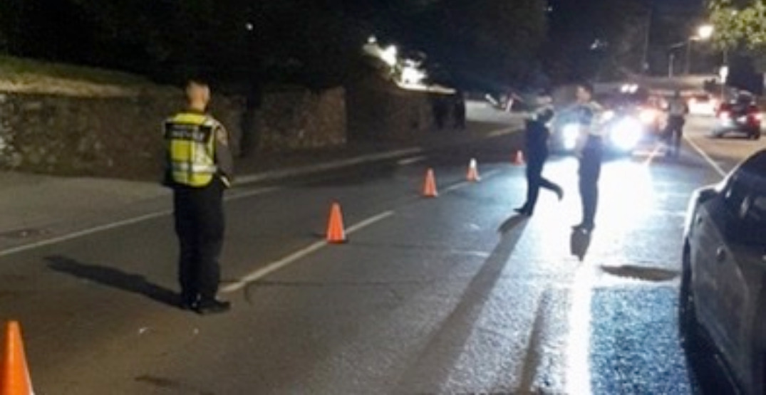 Roadblocks in Victoria shut down because of too many impaired drivers