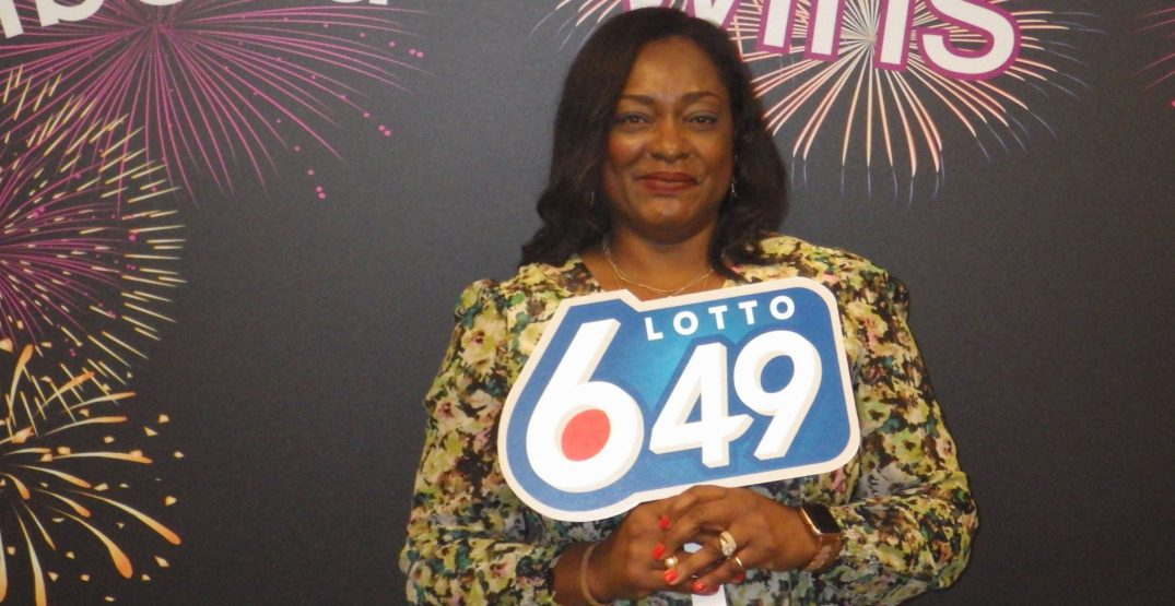 Shock or nonchalance? Calgary woman sets aside winning lottery ticket