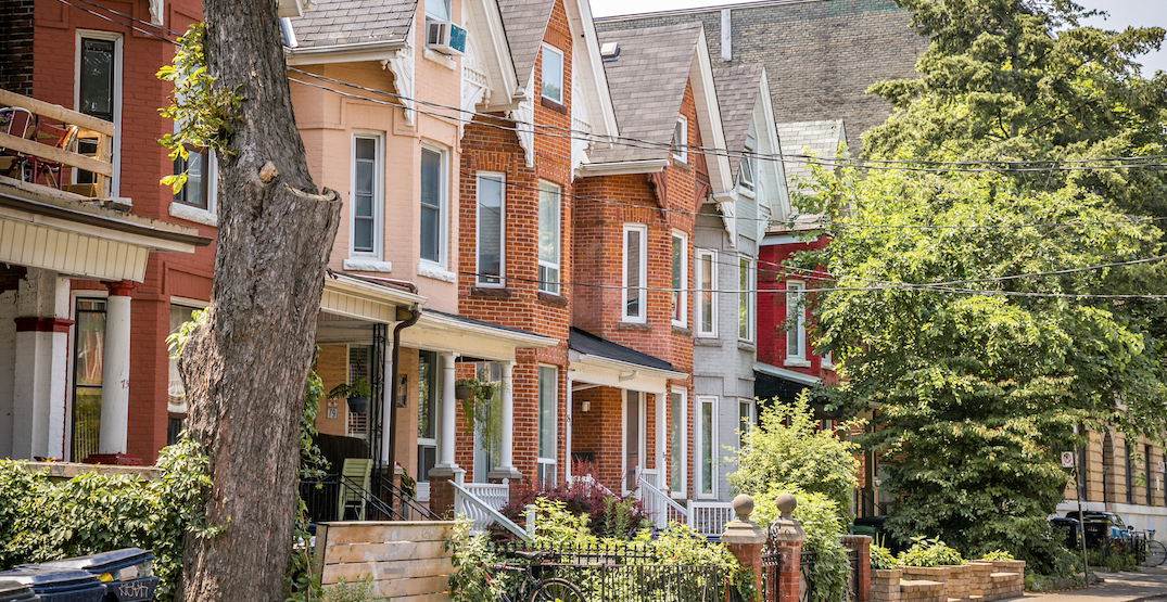 You now need to make almost $200K to afford an average Toronto house